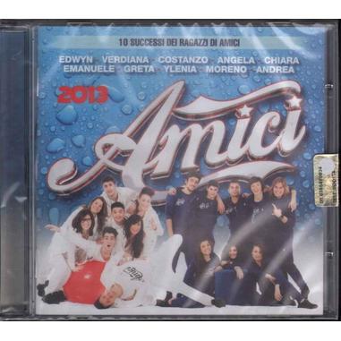 Amici 2013, CD