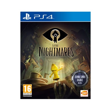 Little Nightmares, PS4 + CD Soundtrack Base + supplemento PlayStation 4 ITA