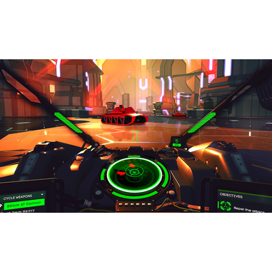 Battlezone, PlayStation VR