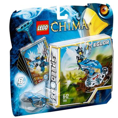 LEGO Legends of Chima Nest Dive