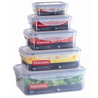 Tescoma 892066 Rettangolare Scatola 1.5L Trasparente recipiente per cibo