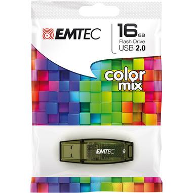 Emtec C410 unità flash USB 16 GB USB tipo A 2.0 Rosso