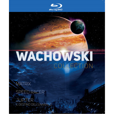 Wachowski Collection (Blu-ray)