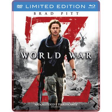 World war Z (Blu-ray + DVD)