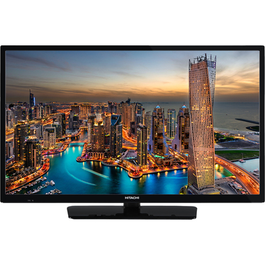 "Hitachi 24HE2000 televisore 61 cm (24"") HD Smart TV Wi-Fi Nero"