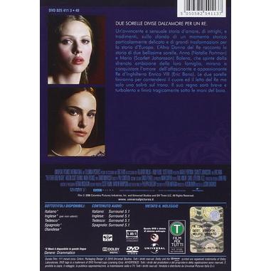 L'altra donna del re, (DVD) DVD 2D ITA