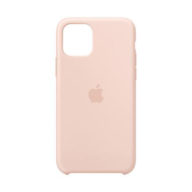 Apple Custodia in silicone per iPhone 11 Pro - Rosa sabbia