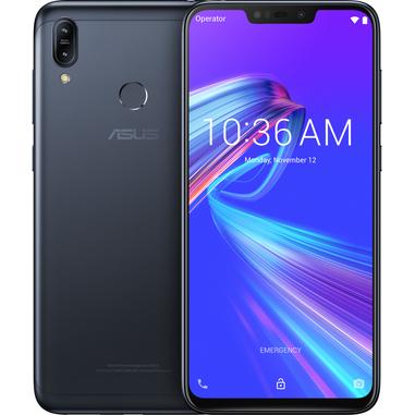"ASUS ZenFone Max M2 ZB633KL-4A124EU smartphone 6.3"" 4 GB 64 GB Nero 4000 mAh"
