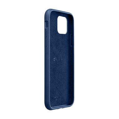 Cellularline Sensation - Apple iPhone 11 Pro Custodia in silicone soft touch Blu