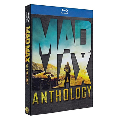 Mad Max - Anthology, Blu-Ray Blu-ray 2D ITA Antologia