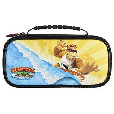 Bigben Connected NNS52D custodia ufficiale Donkey Kong Country, Nintendo Switch