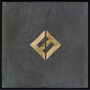 Concrete and Gold, CD CD Rock