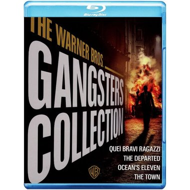 The Warner Bros. Gangsters collection (Blu-ray)