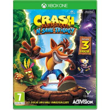 Crash Bandicoot: N. Sane trilogy - Xbox One