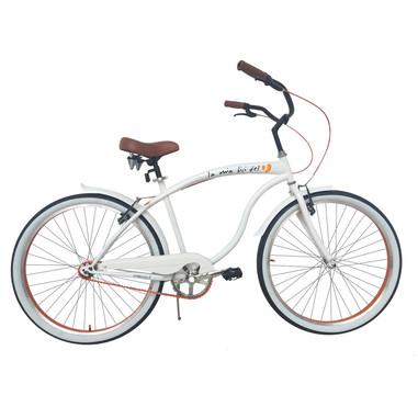BeBikes BeCruiser limited edition bianca (taglia S)