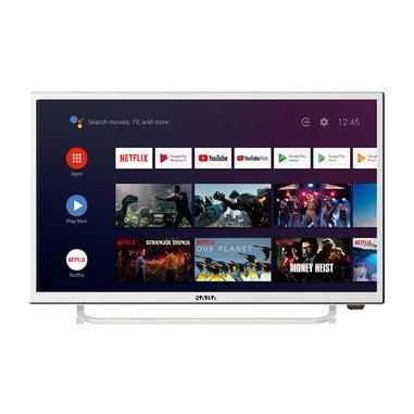 "SABA SA24S46A9 TV 61 cm (24"") HD Smart TV Wi-Fi Argento"