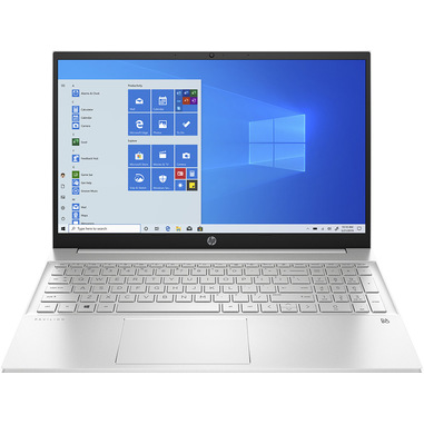 "HP Pavilion 15-eh0005nl Computer portatile Argento 39,6 cm (15.6"") 1920 x 1080 Pixel AMD Ryzen 7 16 GB DDR4-SDRAM 1000 GB SSD Wi-Fi 5 (802.11ac) Windows 10 Home"