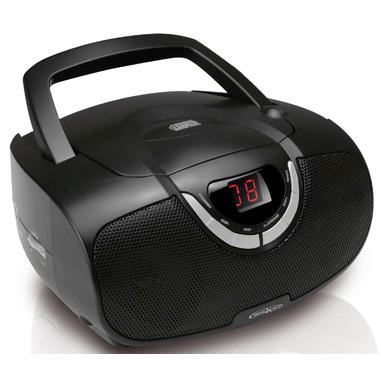 Irradio CDK-11 Portable CD player Nero, Argento