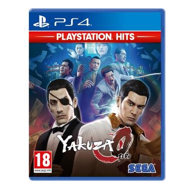 Yakuza Zero, Playstation Hits