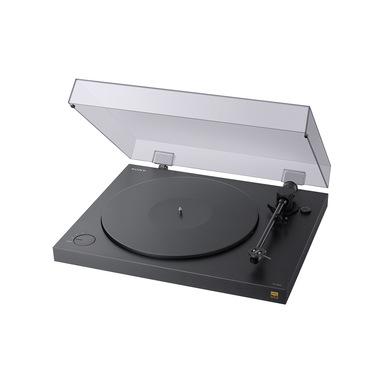 Sony PSHX500 piatto audio Giradischi con trasmissione a cinghia Nero