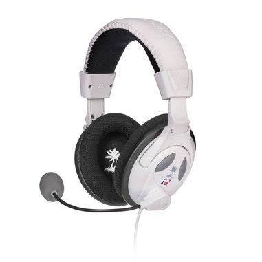 Bigben Interactive Ear Force PX22 Stereofonico Padiglione auricolare bianco, Blu cuffia e auricolare