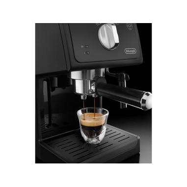 DeLonghi ECP 31.21 Libera installazione Semi-automatica Macchina per espresso 1.1L 2tazze Nero macchina per caffè