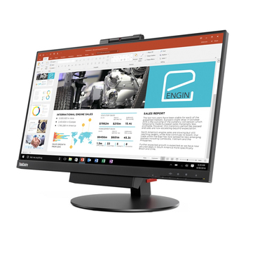 Lenovo ThinkCentre Tiny-in-One 24 Gen3Touch monitor piatto per PC 60,5 cm (23.8