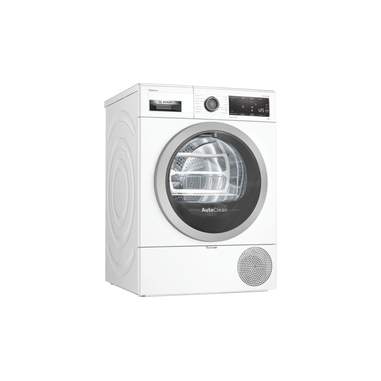Bosch Serie 8 WTX87KR8IT asciugatrice Libera installazione Caricamento frontale Bianco 8 kg A++