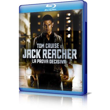 Jack Reacher La prova decisiva 2012, (Blu-Ray)