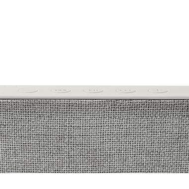 Rockbox Slice Fabriq Edition Bluetooth Speaker Cloud