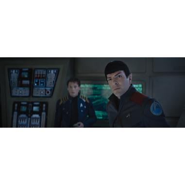 Star Trek Beyond (Blu Ray)