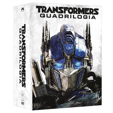 Transformers Quadrilogia (DVD)