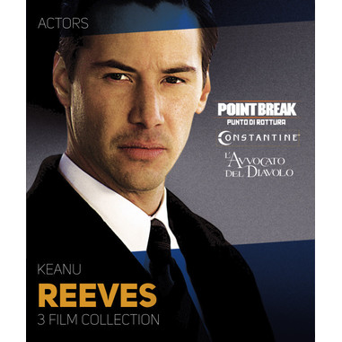 Keanu Reeves: 3 film collection (DVD)