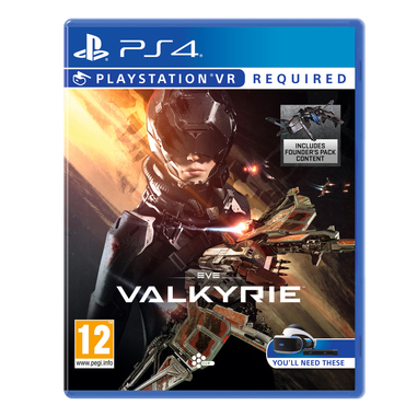 EVE: Valkyrie, PlayStation VR