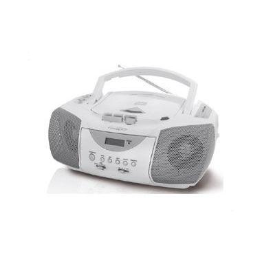 Irradio CDS 198 Analogico Argento, Bianco