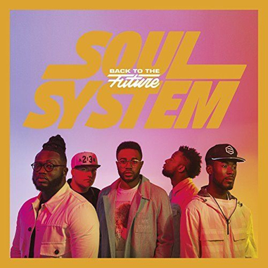 Soul System - Back to the Future, CD
