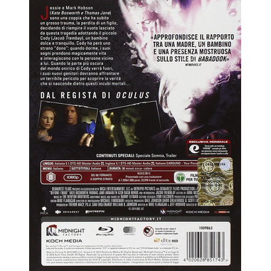 Somnia (Blu Ray)