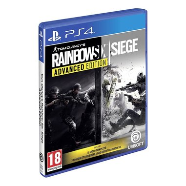 Rainbow Six Siege advanced edition - Playstation 4