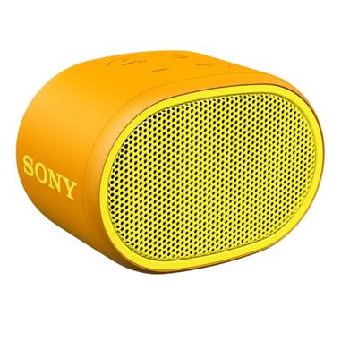 Sony SRS-XB01 Speaker compatto, Portatile giallo