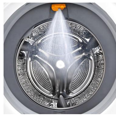 LG FH2U2TDN1 Libera installazione Caricamento frontale 8kg 1200Giri/min A+++-40% Bianco lavatrice