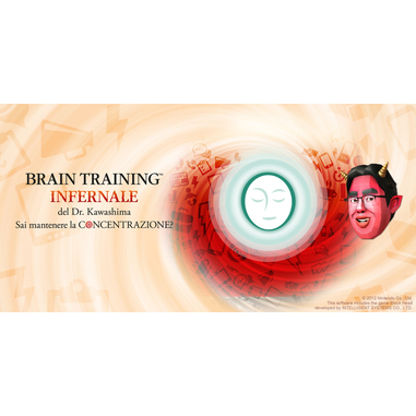 Brain Training Infernale Dott.Kawashima - 3DS