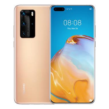"""Huawei P40 Pro 16,7 cm (6.58"""") 8 GB 256 GB Dual SIM ibrida 5G USB tipo-C Oro Android 10.0 Huawei Mobile Services (HMS) 4200 mAh"""