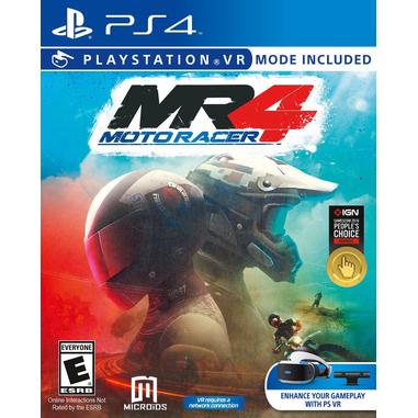 Moto Racer 4, PS4
