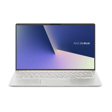 "ASUS ZenBook 14 UM433DA-A5003R Computer portatile Argento 35,6 cm (14"") 1920 x 1080 Pixel AMD Ryzen 5 8 GB DDR4-SDRAM 256 GB SSD Wi-Fi 5 (802.11ac) Windows 10 Pro"