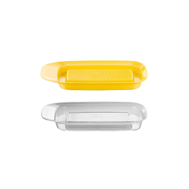 Tescoma 642748 Verde, Arancione, Trasparente, Giallo grattugia