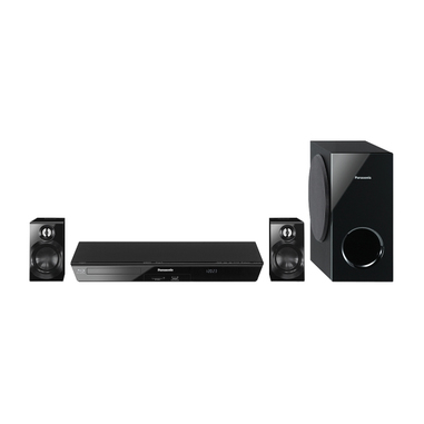 Panasonic SC-BTT100 2.1canali 520W Compatibilità 3D Nero sistema home cinema