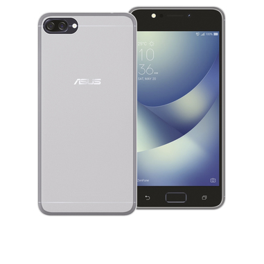 Phonix Cover Gel Protection Plus per Asus Zenfone 4 Max (ZC520KL) - Trasparente