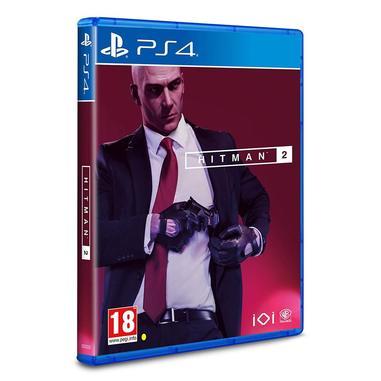 Hitman 2 + maglietta - Playstation 4
