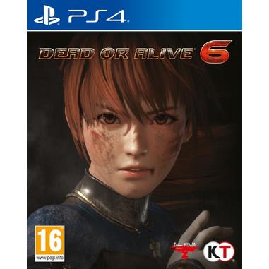 Dead or Alive 6, Playstation 4