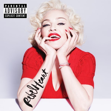 Rebel Heart, CD